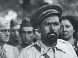 El Campesino durante la Guerra Civil