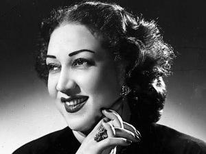 María Fernanda Ladrón de Guevara, abuela de Luis Merlo