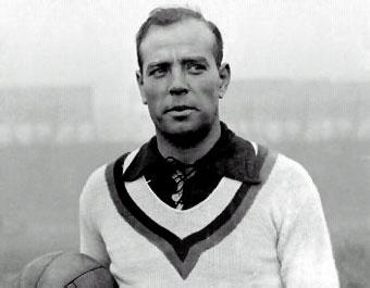 Zamora, portero del Real Madrid