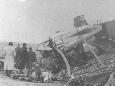 AVION POTEZ DURANTE LA GUERRA CIVIL
