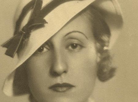 Carmen Cabezuel antes de la Guerra Civil