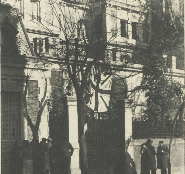 embajada inglesa