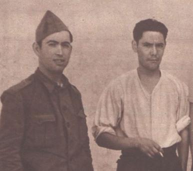 FIDEL GUTIERREZ Y PATRICIO GONZALEZ