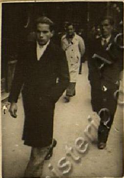 GRAGORIO CABALLERO AYUDANTE DE DURAN