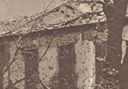 Casa Camorra durante la Guerra Civil
