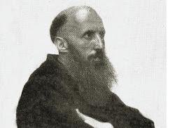 El capuchino Fernando Santiago antes de la Guerra Civil