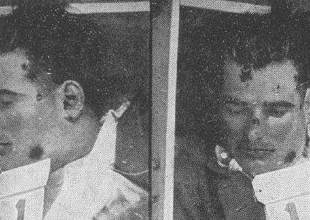 El cadáver de Blas Riaza, alcalde de Las Rozas tras ser asesinado en la Guerra Civil