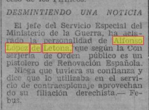 Diario de Ameria 16 abril 1937 Lopez Letona