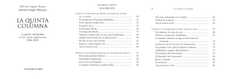 INDICE_QUINTACOLUMNA_PRIMERA PARTE