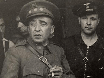 El coronel Puigdengolas en la Guerra Civil