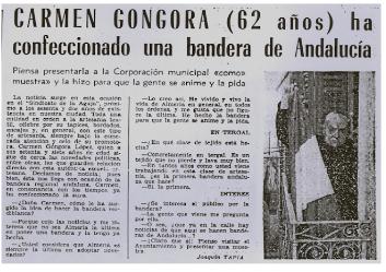 Carmen Gongora Periodico