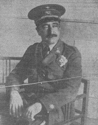 FRANCISCO DEL ROSAL. JULIO DE 1924 LA CORRESPONDENCIA