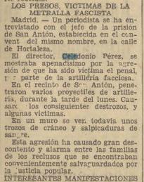 ABRIL DE 1937. ORGANISMO EUZKADI