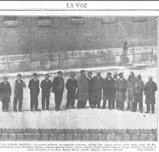 FOTO CARCEL MODELO 1931