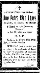 ESQUELA ABC 1957