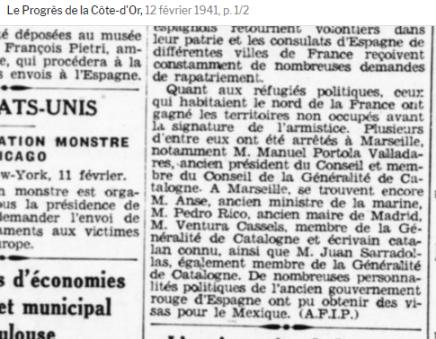 LE PROGES DE LA COTE 12 FEBR 1941