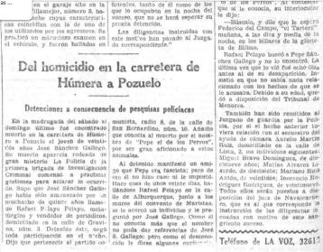 LA VOZ 10 JULIO DE 1936