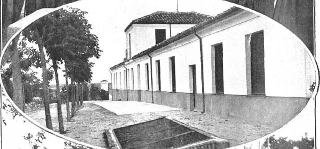 SANATORIO DE HUMERA